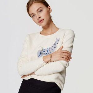 Loft Llama Sweater | L